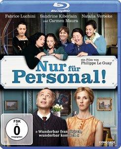 Nur für Personal (Blu-ray)