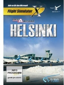 Flight Simulator X - Mega Airport Helsinki