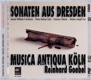 Sonaten aus Dresden