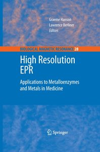 High Resolution EPR