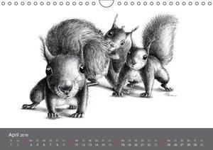 owls & friends 2016 (Wandkalender 2016 DIN A4 quer)