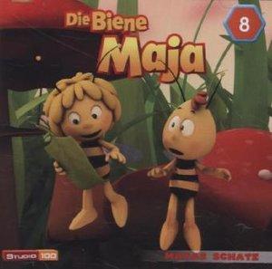 Die Biene Maja (CGI) 08: Majas Schatz, Der grosse Streit u.a.