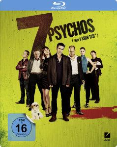 7 Psychos (Limitierte Steelbook Edition) (Blu-ray)