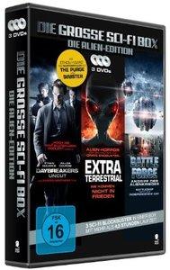 Die große Sci-Fi Box - Die Alien-Edition
