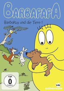 Barbapapa-Barbakus und die Tiere