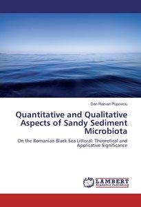 Quantitative and Qualitative Aspects of Sandy Sediment Microbiot