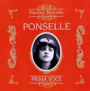 Ponselle/Prima Voce