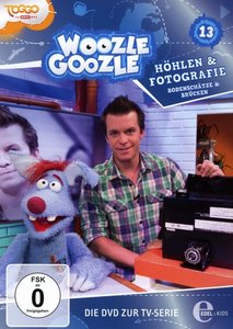 (13)DVD z.TV-Serie-Höhlen & Fotografie