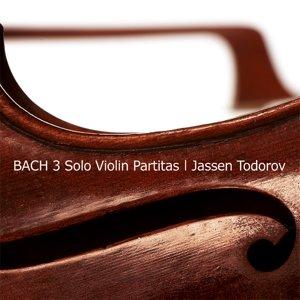 Bach: 3 Solo Violin Partitas