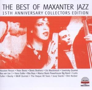 The Best of Maxanter Jazz (15th Anniversary Collec