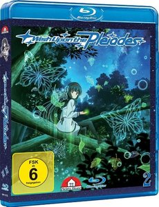 Wish Upon the Pleiades - Blu-ray 2
