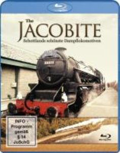 The Jacobite-Schottlands Schönste Dampflokomotive