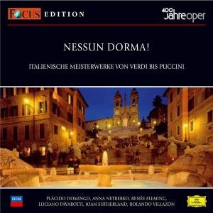 Focus CD-Edition Vol.1 Nessun Dorma!