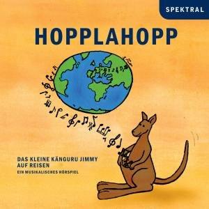 Hopplahopp-Das Kleine Känguruh Jimmy Auf