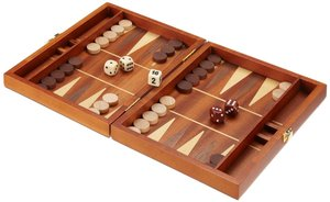 Philos 1302 - Epirus, klein, Backgammon