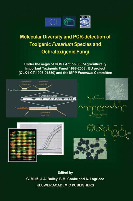 Molecular Diversity and PCR-detection of Toxigenic Fusarium Spec - zum Schließen ins Bild klicken