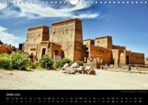 Monuments of Egypt 2015 (Wall Calendar 2015 DIN A4 Landscape)