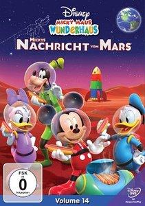 Micky Maus Wunderhaus - Mickys Nachricht vom Mars