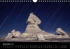 Monuments of Egypt 2015 (Wall Calendar 2015 DIN A4 Landscape)