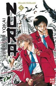 Nura - Herr der Yokai 05