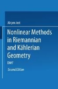 Nonlinear Methods in Riemannian and Kählerian Geometry