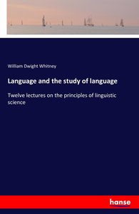 Language and the study of language