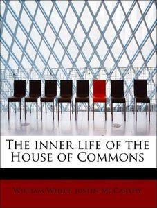The inner life of the House of Commons