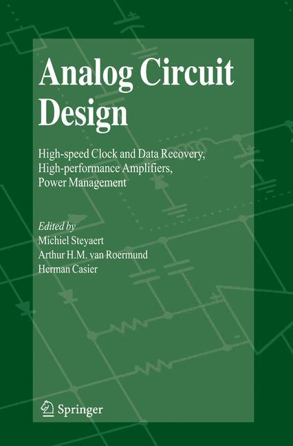 Analog Circuit Design - zum Schließen ins Bild klicken