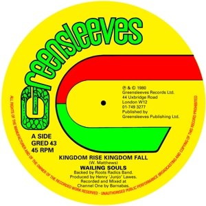 Kingdom Rise,Kingdom Fall/A Day Will Come
