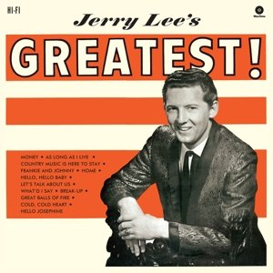 Jerry Lee's Greatest!+2 Bonus Tracks