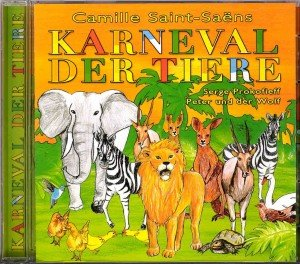 Karneval Der Tiere/Peter und der Wolf