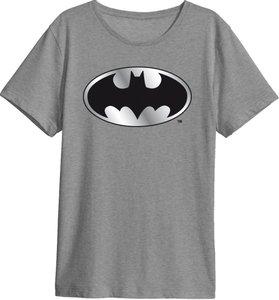 Batman - T-Shirt - Größe XL - grau