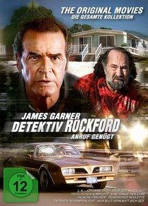 Detektiv Rockford - Anruf genügt - Die Filme - Komplettbox