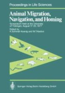 Animal Migration, Navigation, and Homing