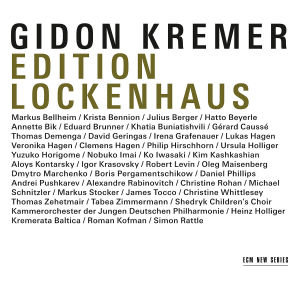 Edition Lockenhaus (Box,2011)