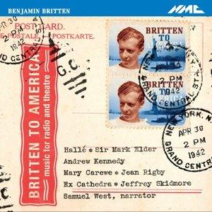 Britten to America-Musik für Radio und Theater