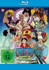 One Piece TV Special 4 - Episode of Nebulandia - Blu-ray