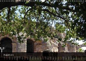 Fascinating Historical Side (Wall Calendar 2015 DIN A3 Landscape