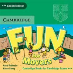 Fun for Movers/Audio CD - Beginners