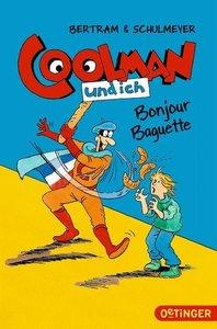 Coolman und ich. Bonjour Baguette