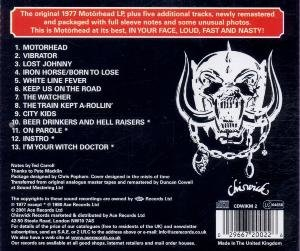MOTÖRHEAD-FIRST
