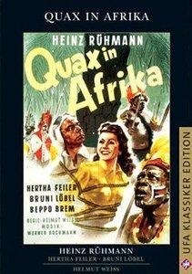 Quax in Afrika