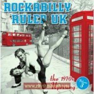 Rockabilly Ruled UK Vol.3