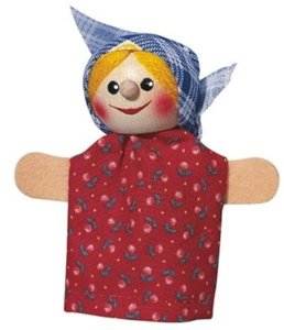Kersa Fipu 40150 - Handpuppen Gretel