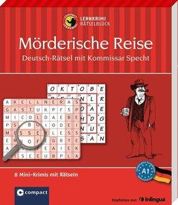 Mörderische Reise - Deutsch-Rätsel (Niveau A1)