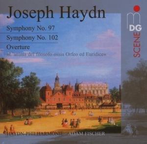 Sinfonien 97 & 102