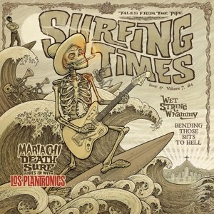 Surfing Times (+CD)