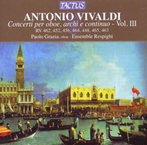 Konzerte Für Oboe,Streicher U.B.C.Vol.3