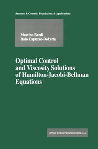 Optimal Control and Viscosity Solutions of Hamilton-Jacobi-Bellm