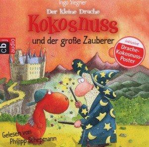 Der Kleine Drache Kokosnuss-Große Zauberer